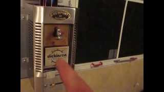 getlinkyoutube.com-Dickinson Marine 00-NEWSF Newport Solid Fuel Heater,, review Part 2
