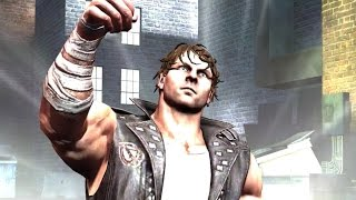 getlinkyoutube.com-WWE Immortals - Dean Ambrose All Moves!