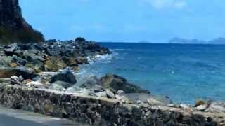 getlinkyoutube.com-Tortola Island Tour - British Virgin Islands