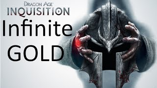 getlinkyoutube.com-Dragon Age: Inquisition - Infinite Gold Cheat