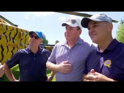 Omnium de Golf réussi pour Pierre Tremblay et tout son équipe du Groupe JD