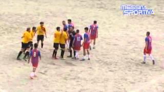 Sinagra-Torregrotta 0-0 (Promozione 29^ giornata)