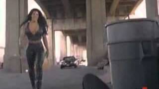 sexy policewoman in action.flv