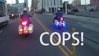 getlinkyoutube.com-MOTORCYCLE COPS Chase Motorcycles! POLICE CHASE