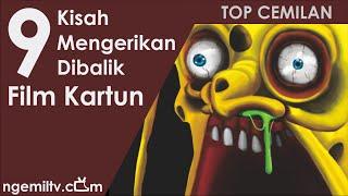 getlinkyoutube.com-9 kisah mengerikan di balik film kartun