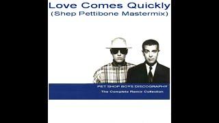 getlinkyoutube.com-Pet Shop Boys - Love comes quickly (Shep P. Mastermix)