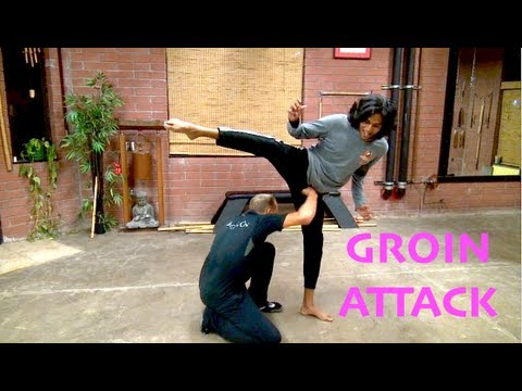 Top 10 Aggressive GROIN Attacks of Kung Fu!