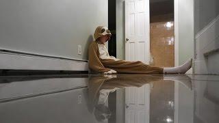 getlinkyoutube.com-Strange Addictions: Boy Who Thinks He's A Sloth