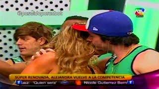 getlinkyoutube.com-COMBATE: Mario Hart Nervioso con el Regreso de Alejandra Baigorria 30/08/13