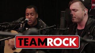 getlinkyoutube.com-Set it Off - 'Ancient History' unplugged | TeamRock