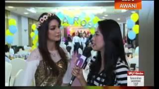 getlinkyoutube.com-Amyra Rosli tidak menolak peluang menyanyi