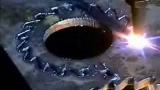 getlinkyoutube.com-PRECISION plasma e oxicorte, corte mecanizado