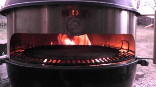 getlinkyoutube.com-The Kettle Pizza Setup