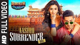 Aashiq Surrender Hua  Full Video Song  | Varun, Alia | Amaal Mallik, Shreya | Badrinath Ki Dulhania