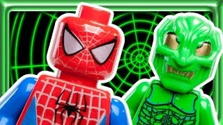 getlinkyoutube.com-LEGO Spiderman - The Origins 4851 - build review