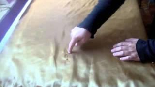 getlinkyoutube.com-Cómo confeccionar las cascadas para la cortina drapeada Parte 2/3