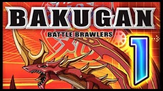 getlinkyoutube.com-Bakugan Battle Brawlers Walkthrough Part 1 (X360, PS3, Wii, PS2) 【 PYRUS】 [HD]