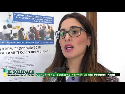"""Video: CALTAGIRONE - LINEE GUIDA PER """"IL SUPERIORE INTERESSE"""" DEL MINORE E GESTIONE DELLA CARTELLA SOCIALE"""