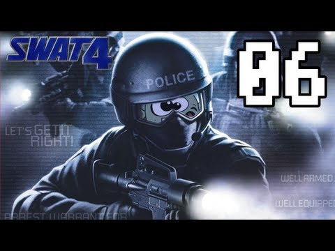 [TheDopefish] SWAT 4 Coop - Part 06