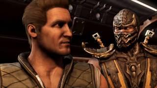 Mortal Kombat X: Story Mode