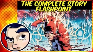 Flashpoint (The Flash)    Remastered Complete Story