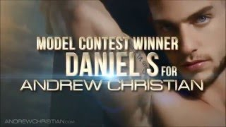 getlinkyoutube.com-DANIEL S Andrew Christian Model Contest Winner