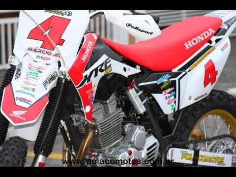 XRE300-450R motocross,enduro,trilha e supermoto polaco motos