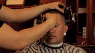 getlinkyoutube.com-Bald fade En (ESPANOL)