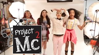 getlinkyoutube.com-Project Mc² Song | Sing-along | Behind The Scenes | Music Video