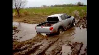 getlinkyoutube.com-New Mitsubishi L200 4x4  BFGoodrich All Terrain