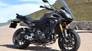 getlinkyoutube.com-★ YAMAHA MT-09 TRACER ONBOARD REVIEW ★