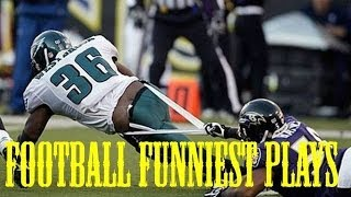 getlinkyoutube.com-Football Funniest Plays and FAILS- NFL NCAA  - HD