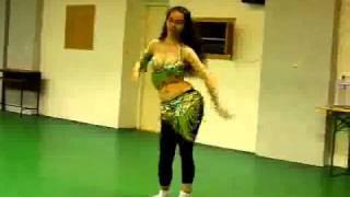 getlinkyoutube.com-Tere Ni Karara_Belly dancing.flv