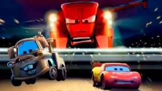 getlinkyoutube.com-CARS - Tractor Tipping 1 | Disney / Pixar | Movie Game | Walkthrough #3 | *PC GAME*