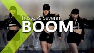 Tiësto & Sevenn   BOOM / Choreography . Jane Kim