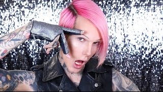 """getlinkyoutube.com-THE OFFICIAL JEFFREE STAR """"FACE"""" ROUTINE"""