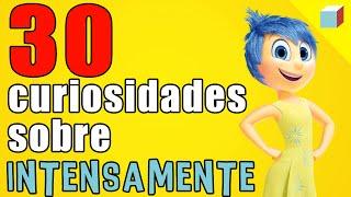 30 Curiosidades Sobre Intensamente!!!