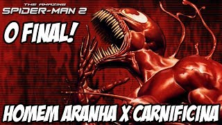 getlinkyoutube.com-The Amazing Spider Man 2 - Homem Aranha x Carnificina O FINAL!!