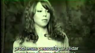 getlinkyoutube.com-Mariah Carey - Rare Interview with Bruna Lombardi - Part I