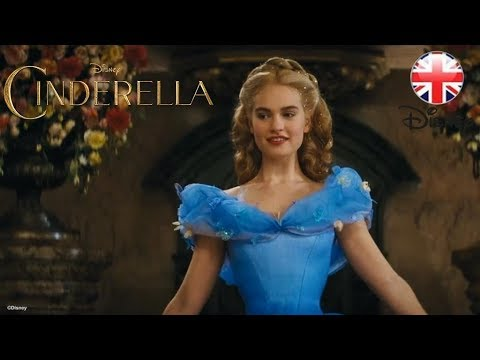 Cinderella – UK Trailer - Official Disney | HD