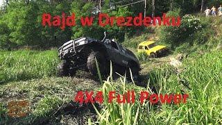 getlinkyoutube.com-4X4 Offroad Rajd Drezdenko Nissan Patrol GR Terrano Zmog1 Zmota