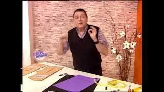 getlinkyoutube.com-Hermenegildo Zampar - Bienvenidas - TV  Explica el Molde del Cuello Camisero.
