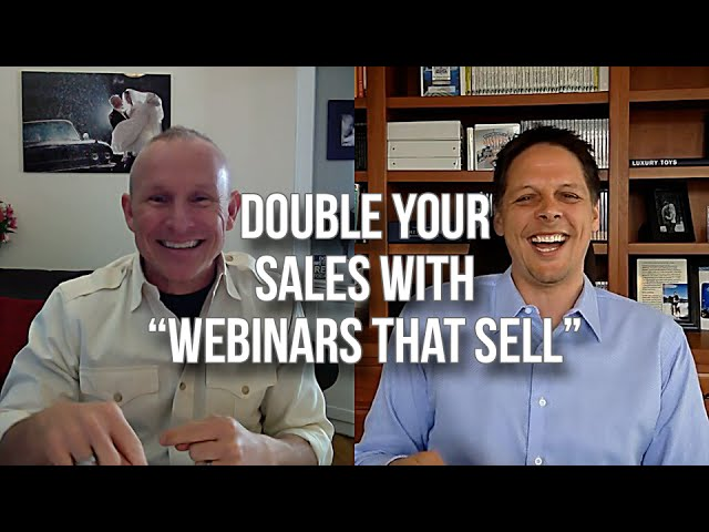 "GQ 225: Double Your Sales with ""Webinars That $ell"""
