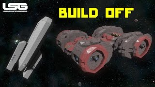 getlinkyoutube.com-Space Engineers - Survival Ship Build Off