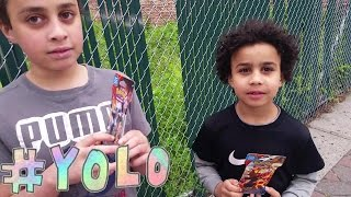getlinkyoutube.com-Pokemon YOLO Packs 2015 Episode #9 Buying Boosters for Some Fans!