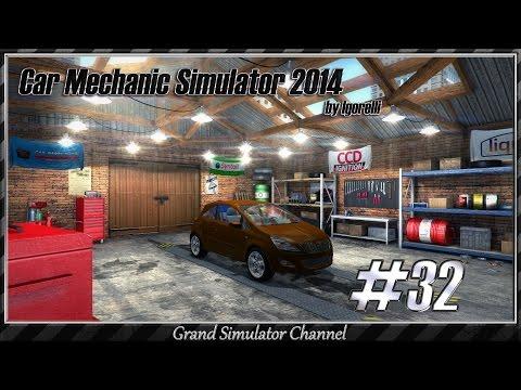 """Car Mechanic Simulator 2014 (Серия 32) """"Выхлопная система с нуля"""""""