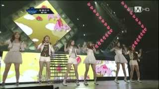 getlinkyoutube.com-[HD] Performance 120426 A Pink - My My (Remix Version)