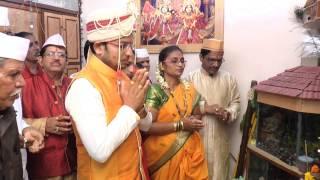 getlinkyoutube.com-Marathi wedding highlights