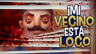 getlinkyoutube.com-MI VECINO ESTÁ LOCO - HELLO NEIGHBOR | iTownGamePlay