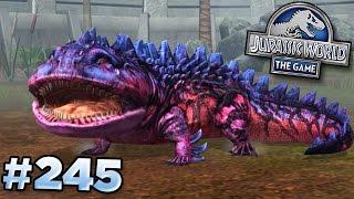 getlinkyoutube.com-MAXED SUPER KOOLAID!! || Jurassic World - The Game - Ep245 HD
